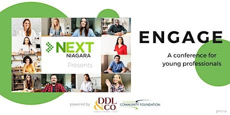 NEXTNiagara Presents: Engage tickets