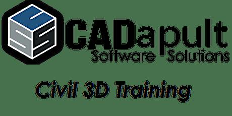 Civil 3D Fundamentals ingressos