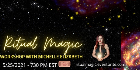 Ritual Magic Workshop with Michelle Elizabeth tickets