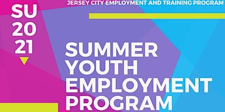 Summer Youth Employment Program tickets