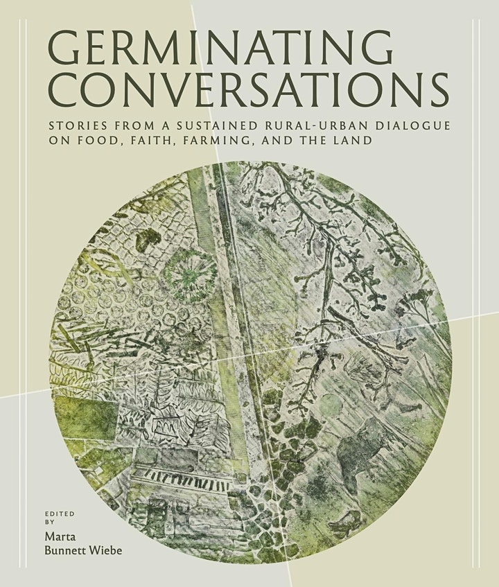 Germinating Conversations Book Launch image