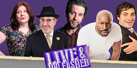 Live & Unleashed Comedy Show  - Coventry tickets