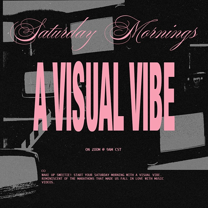 Saturday Mornings / A Visual Vibe image
