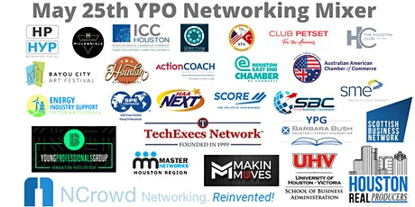 20 YPO's Networking Mixer at The Houston Club tickets