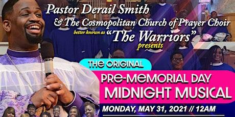The Annual Original Pre-Memorial Midnight Musical tickets