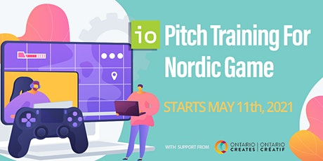 Pitch Training For Nordic Game tickets