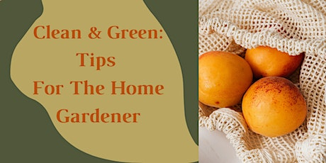 Using Essential Oils in Your Home Garden tickets