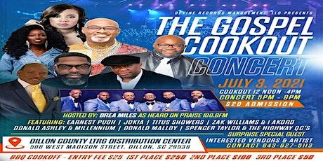The Gospel Cookout & Concert tickets