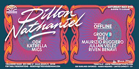 DILLON NATHANIEL @ Treehouse Miami tickets