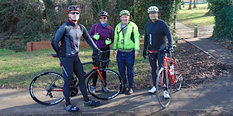 Ride to the Source of the River Quaggy tickets
