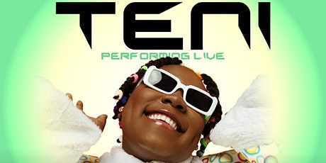 TENI The Entertainer Performing Live In Houston tickets