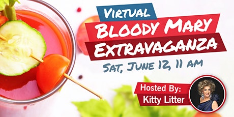 Virtual Best Bloody Mary Extravaganza tickets