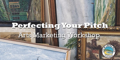 Perfecting Your Pitch - Arts Marketing Workshop tickets