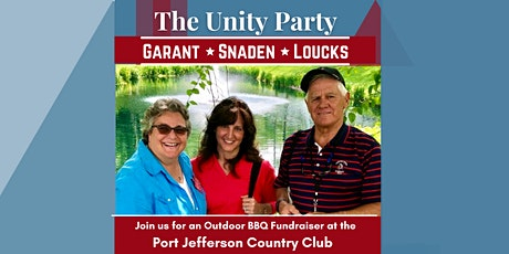 The Unity Party Fundraiser at Port Jefferson Country Club tickets