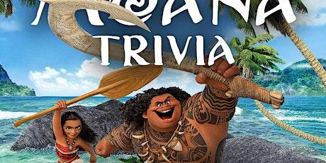 Moana Trivia LIVE from Disney's Polynesian Village Resort tickets