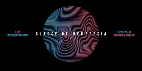 CLASSE DE MEMBRESIA ingressos