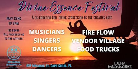 Divine Essence Festival tickets