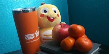 VIPkid- Snacks & Rhymes tickets