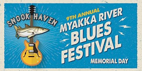Myakka River Blues Festival tickets