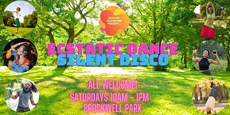 ECSTATIC DANCE - `Silent Disco tickets