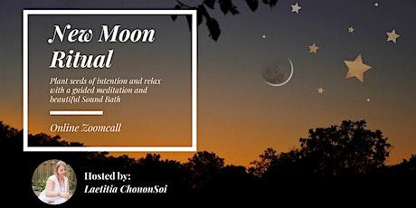 New Moon Shamanic Ritual tickets