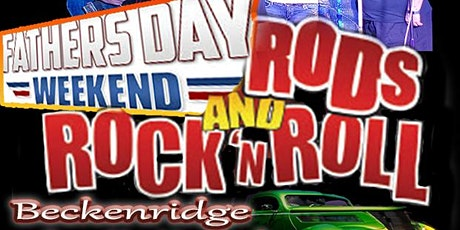 RODS AND ROCK 'N ROLL tickets