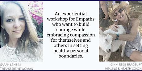 Boundaries for Empaths Workshop tickets