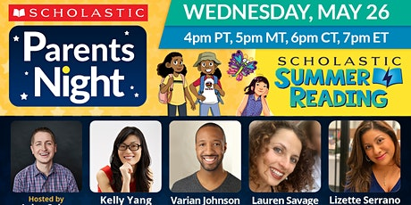Scholastic Parents Night: The Power of Summer Reading, tickets