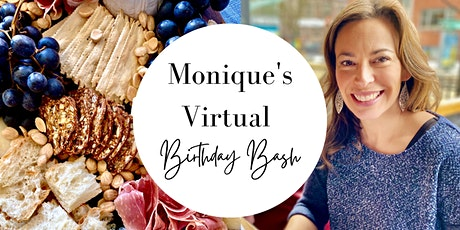 Monique's Virtual Birthday Bash tickets