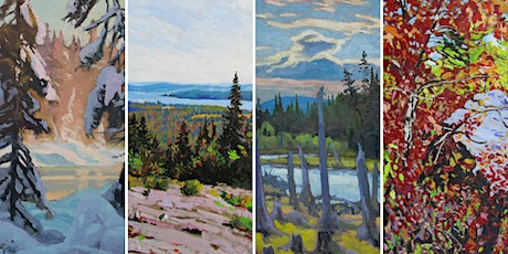 Opening Night: Réjean Roy Seasons at Home, Glenn Hall Oil Sketches tickets