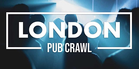 Camden Pub Crawl // 5 Venues // Free Shots // Discounted Drinks + MORE! tickets