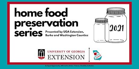 2021 Home Food Preservation Series: Salsa tickets