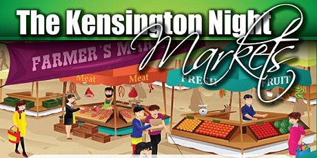 KENSINGTON NIGHT MARKET tickets
