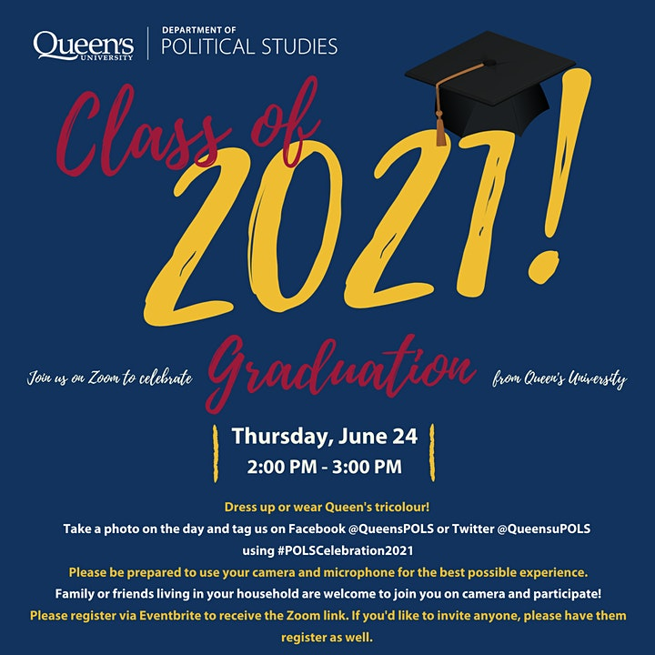 Political Studies Celebration 2021 image