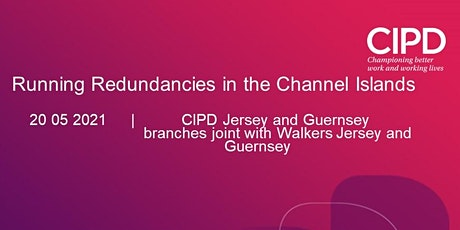 Running Redundancies in the Channel Islands tickets