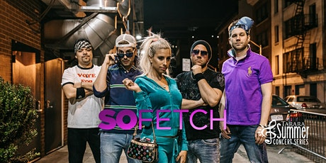 So Fetch! - DC's Supreme 2000s Tribute Band tickets