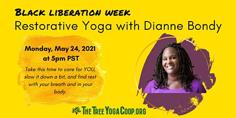 BLW Series: Restorative Yoga with Dianne Bondy tickets