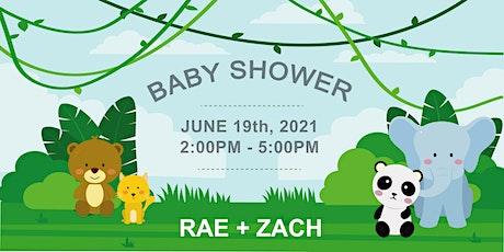 RAE + ZACH Baby Shower tickets