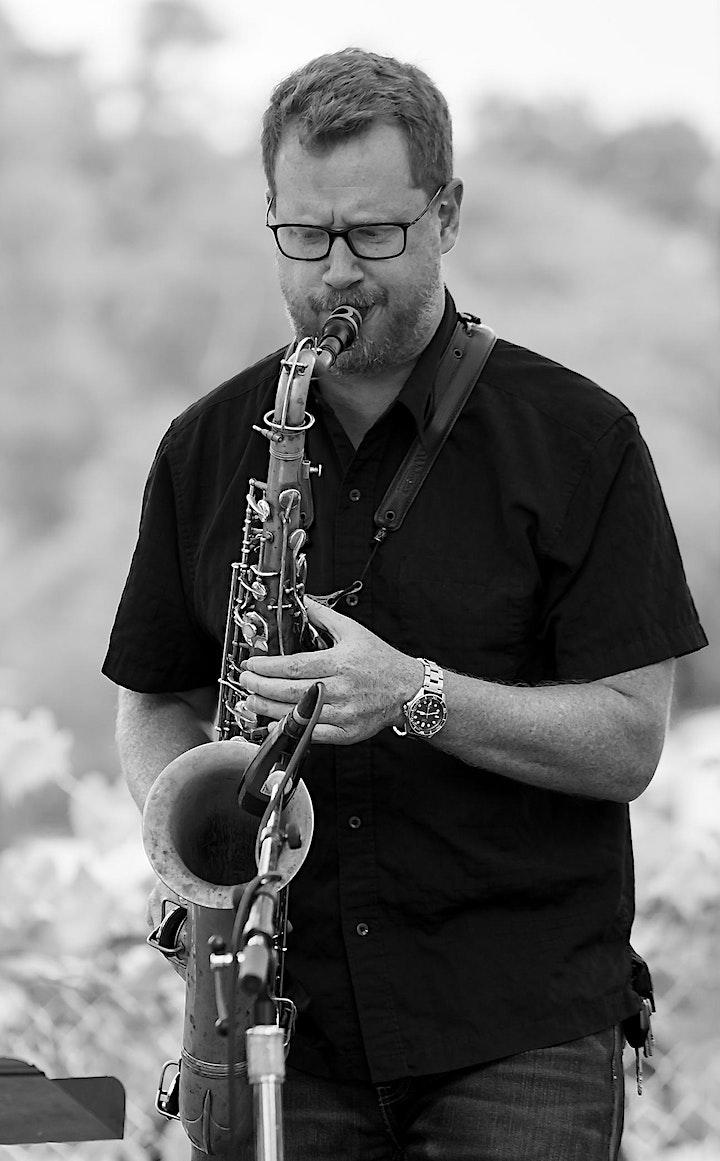 The Morgan Childs Lakeside Jazz Quartet image