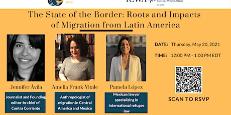 The State of the Border: Roots and Impacts  of Migration from Latin America tickets
