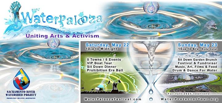 WaterPalooza Weekend Fundraiser image
