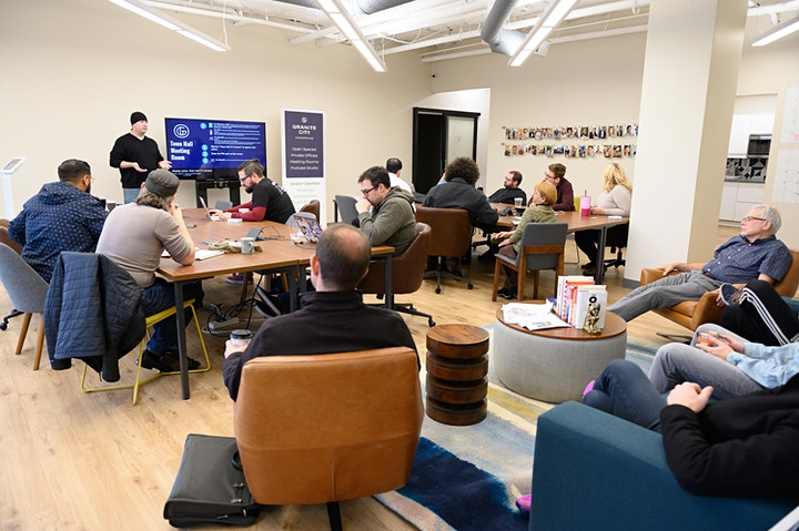Granite City Coworking Presents: Accelerate Local image