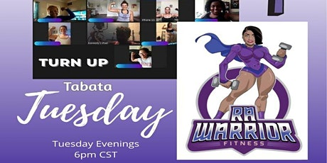 RA Warrior Fitness Presents: Turn Up Tabata Tuesday tickets