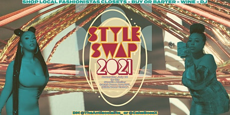 STYLE SWAP 2021 - Buy, Sell and Trade from the BEST Closets in the City tickets