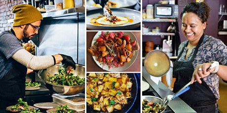 Creating During Covid: Ayurvedic Cooking with Chefs Austin and Aneesa tickets