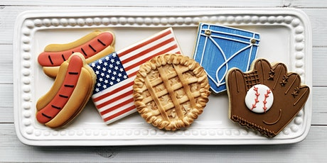 In-Person American As... Intermediate Cookie Class tickets