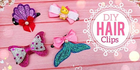 DIY Hairbows & Earring Class tickets