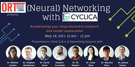 (Neural) Networking with Cyclica tickets