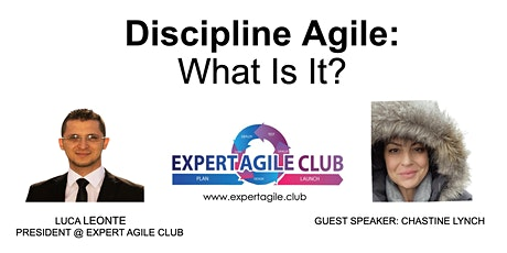 Discipline Agile-What Is It? tickets