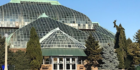 Lincoln Park Conservatory - 5/15 timed admission tickets tickets